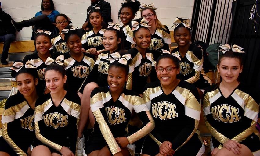WCA Cheerleaders