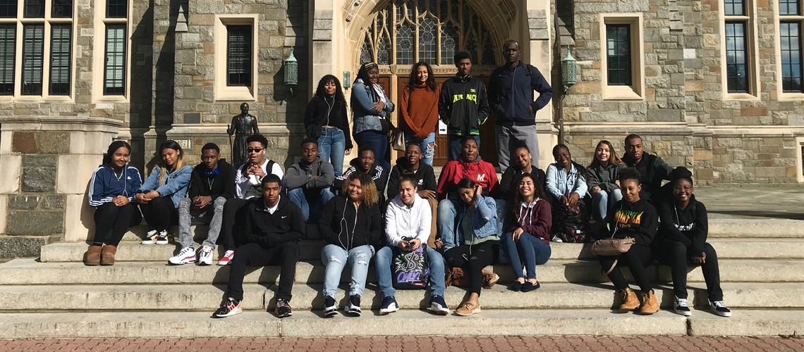 Crosby College Tours 2018