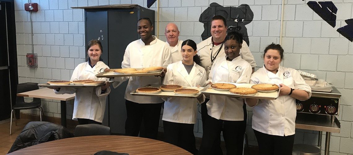 Crosby Culinary Arts partners with Doug Buell of The Cheshire House