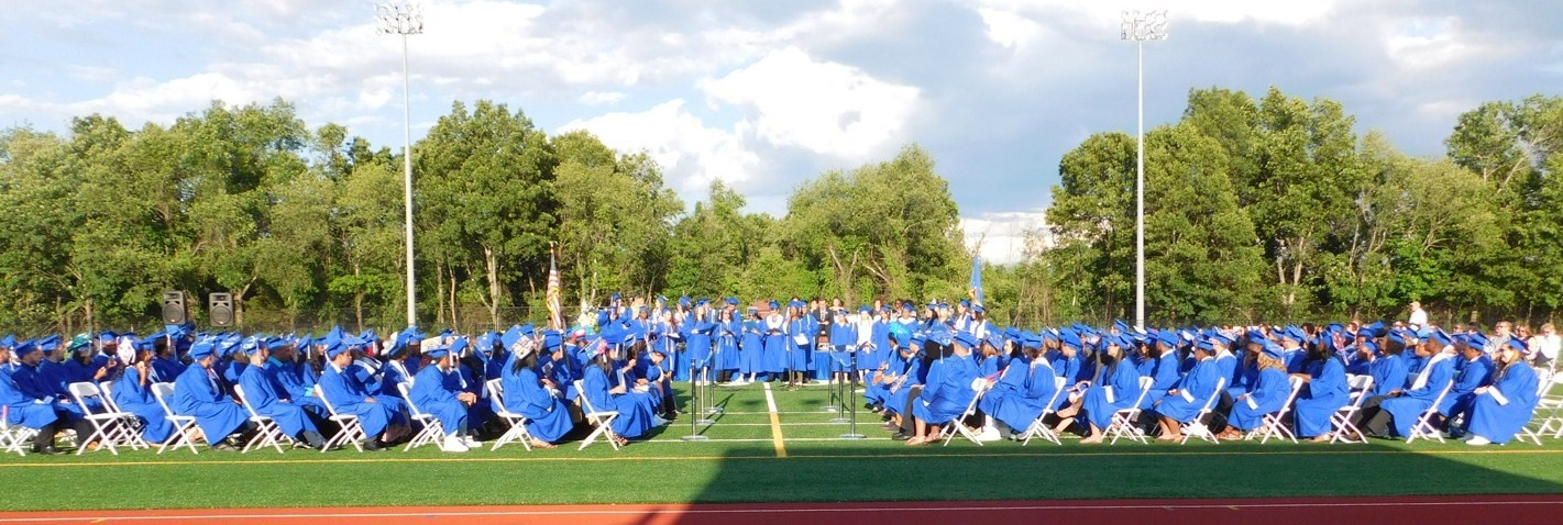 Congratulations to Crosby's Class of 2017!