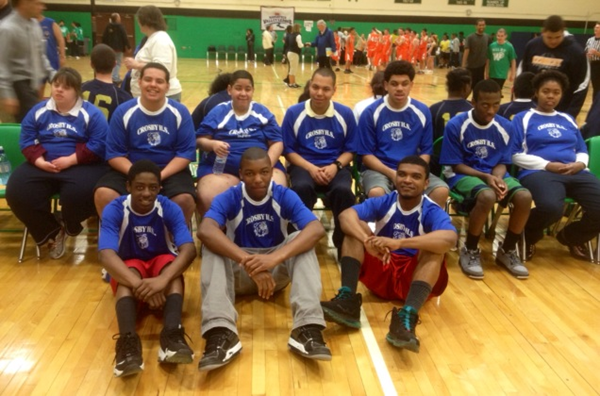 Unified Basketball at Wilby