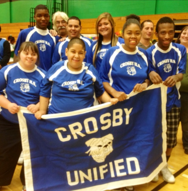Unified Soccer at Wilby 2014