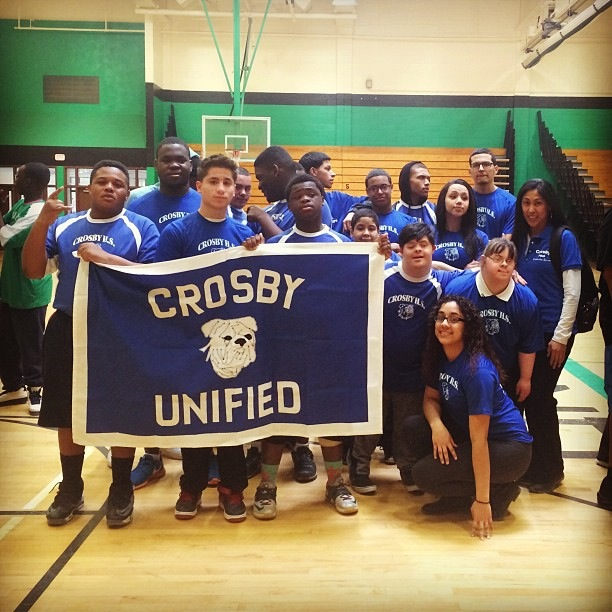 Crosby Unified Sports 2014-2015