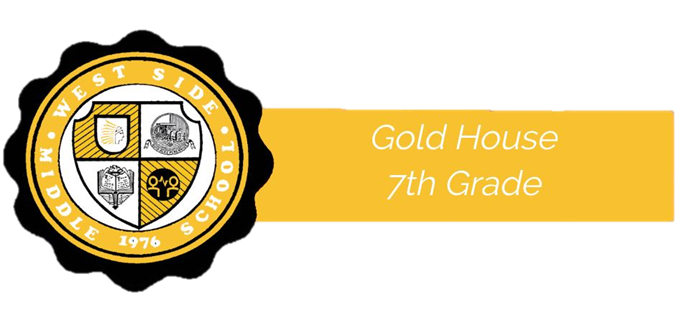 Gold House Banner