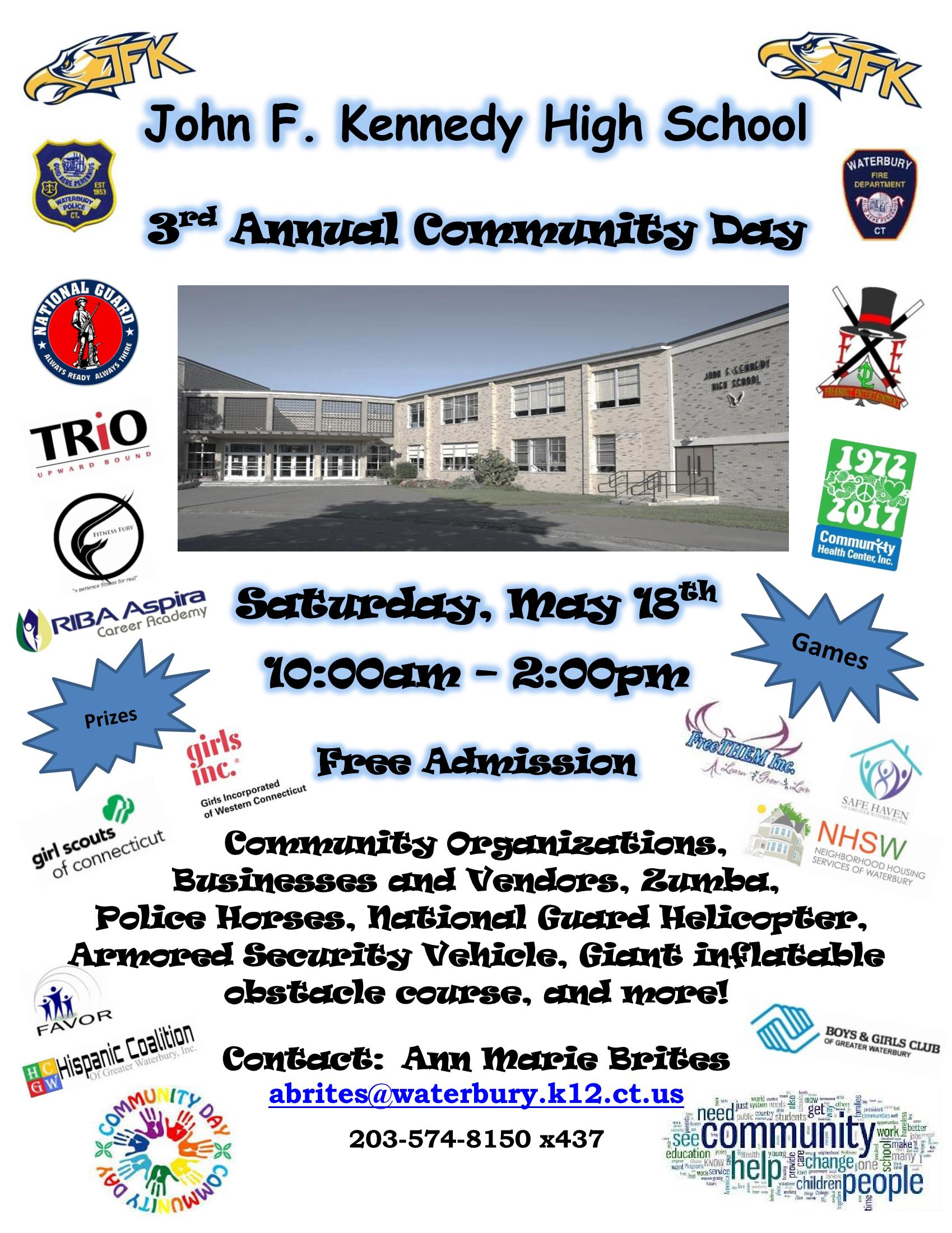 khs community day
