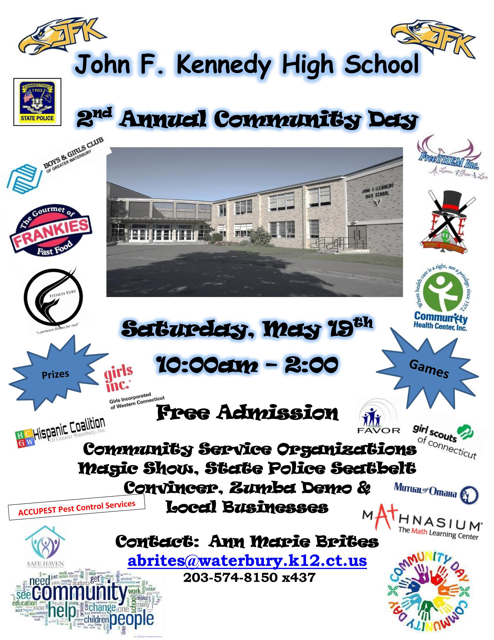 community day flyer