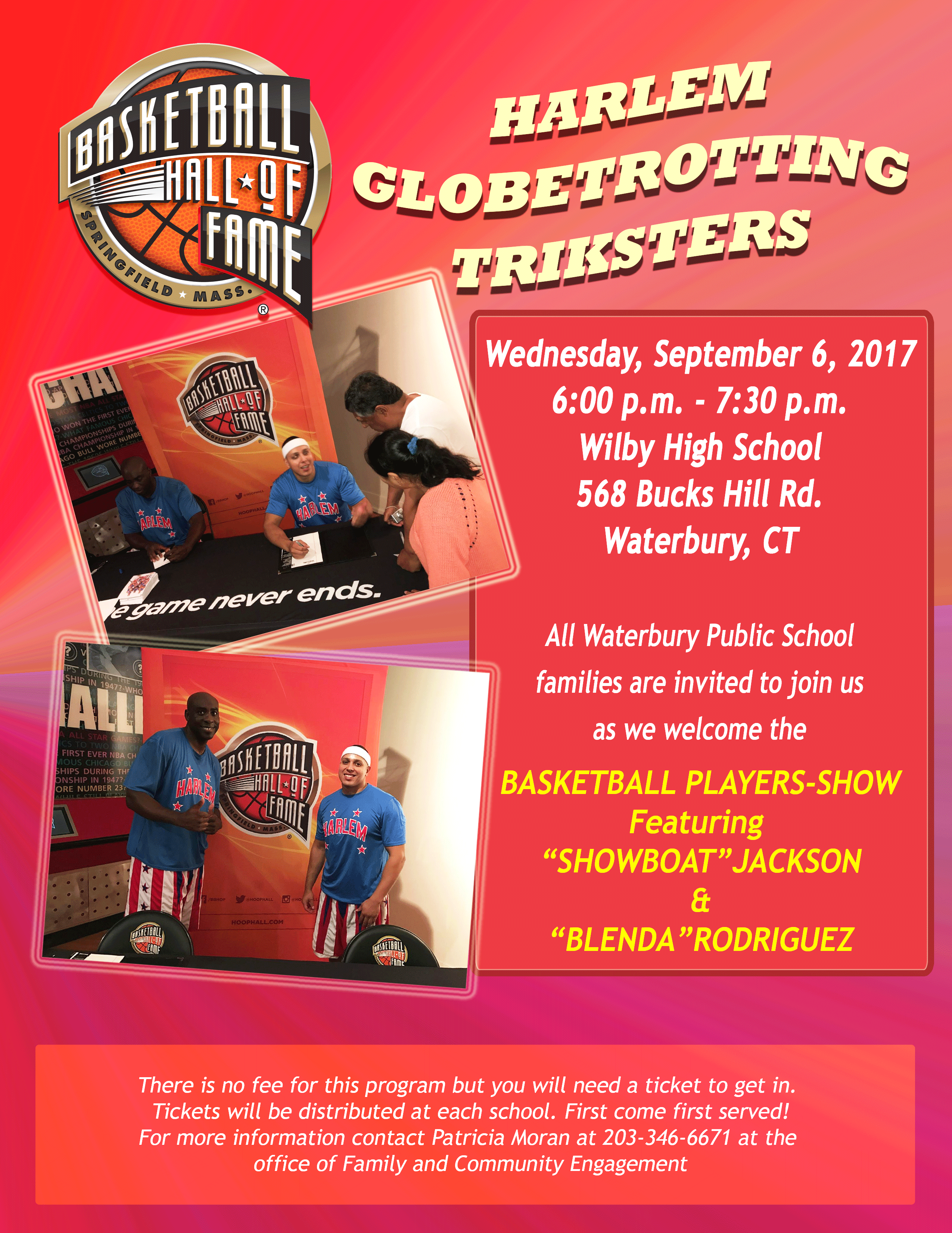 globetrotters flyer