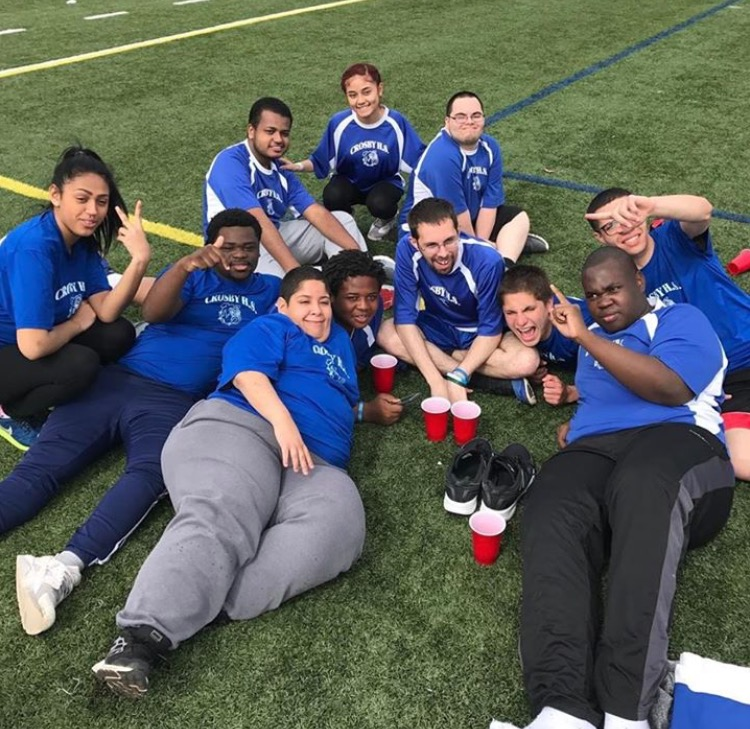 Unified Sports Track Team