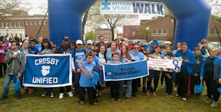 Annual Autism Speaks Walk 2017