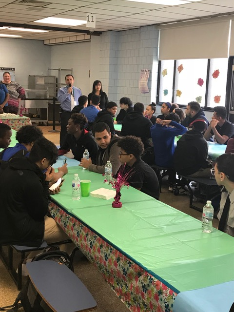 Crosby PBIS Celebrates Our International Students