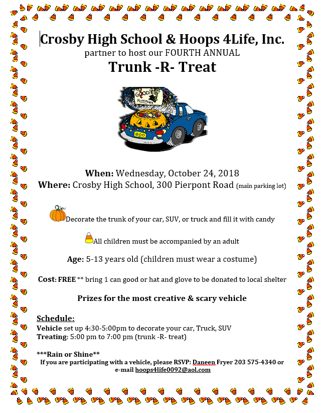 Trunk R Treat 2018