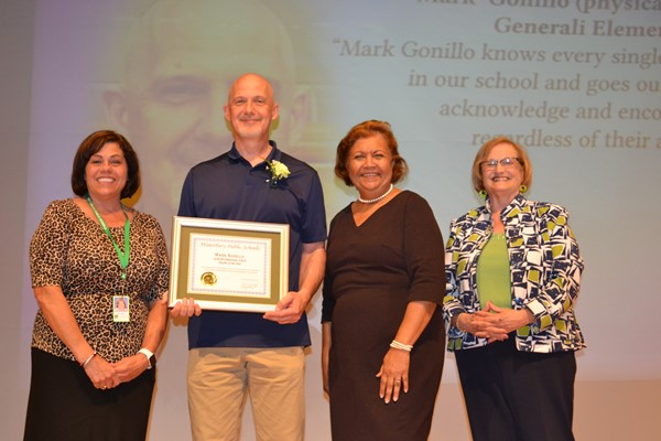 Mark Gonillo, Generali Elementary School