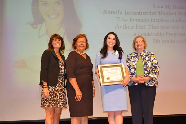 Lisa M. Romano, Rotella Interdistrict Magnet School