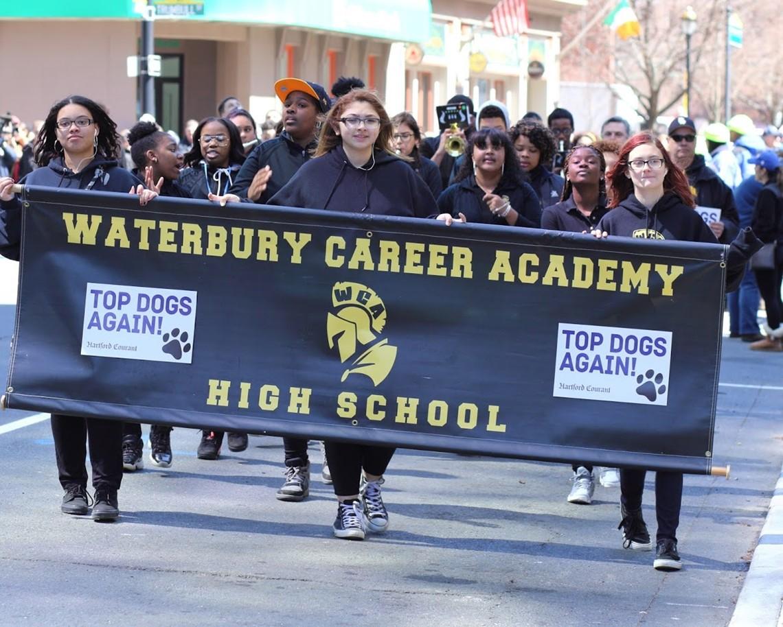 Home - Waterbury Career Academy High School