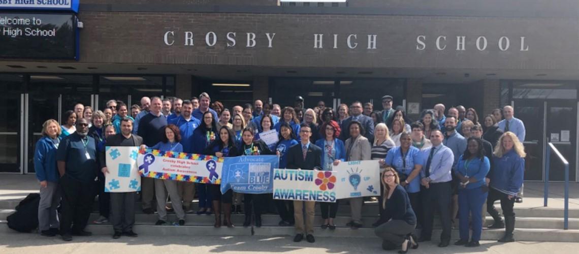 Home - Crosby High School